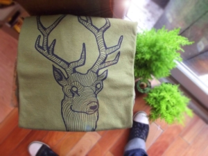 The Minka Deer Tee